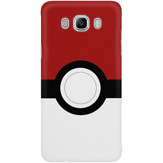 Dreambolic Pokeball Mobile Back Cover
