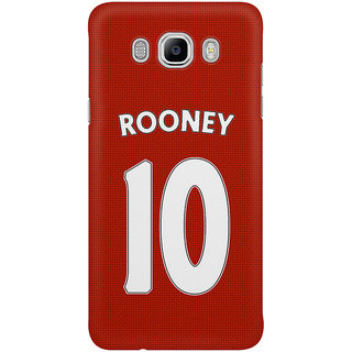 Dreambolic Rooney Mobile Back Cover