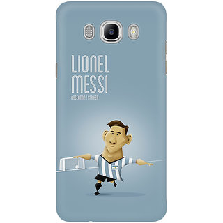 Dreambolic Messi Mobile Back Cover