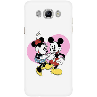 Dreambolic Mickey Minnie Mobile Back Cover