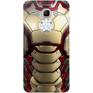 Dreambolic Ironman Mark Xlii Restyled Mobile Back Cover