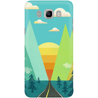 Dreambolic A Sunset Graphic Mobile Back Cover