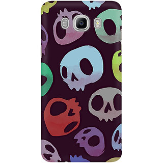 Dreambolic Skulls Mobile Back Cover