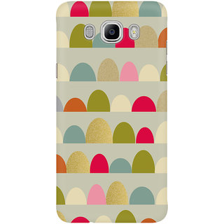 Dreambolic The Half Circles Patterns Graphic Mobile Back Cover