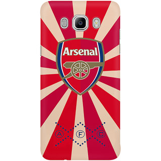 Dreambolic Arsenal Fz Mobile Back Cover