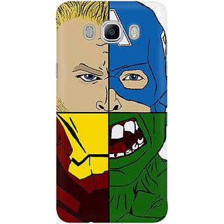 Dreambolic Avengers Assemble Mobile Back Cover