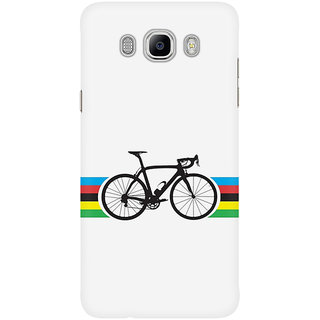 Dreambolic Bike Stripes World Road Race Champion Mobile Back Cover