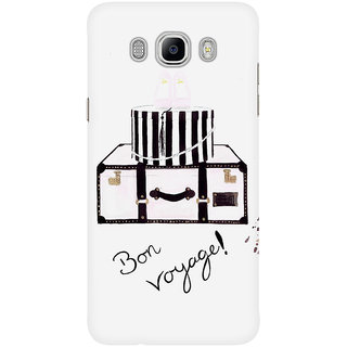 Dreambolic Bon Voyage! Mobile Back Cover