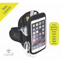 Tantra Mobi-Ease Arm Band Adjustable Sports Running, Jogging, Gym, Yoga, Aerobics, Cycling Anti-slip Ultra Light Weight