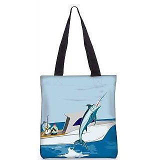Brand New Snoogg Tote Bag LPC-4035-TOTE-BAG