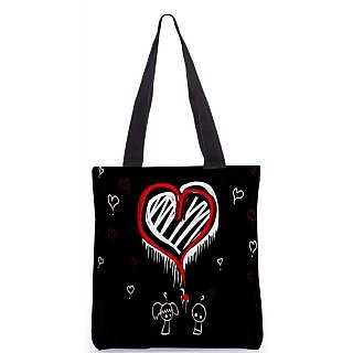 Brand New Snoogg Tote Bag LPC-7383-TOTE-BAG