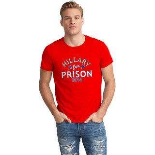 Dreambolic Hillary Prison Half Sleeve T-Shirt
