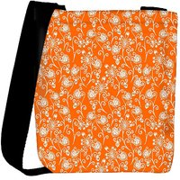 Snoogg Colorful Floral Seamless Pattern In Cartoon Style Seamless Pattern Designer Protective Back Case Cover For Oneplus 3 Designer Womens Carry Around Cross Body Tote Handbag Sling Bags RPC-4174-SLTOBAG