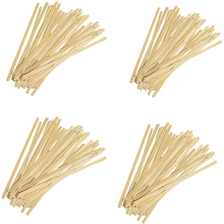 Ezee Wooden Coffee stirrer 4.5 Inches 110 mm 400 pieces