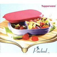 TUPPERWARE KOMPACT LUNCH BOX - BEST FOR KIDS
