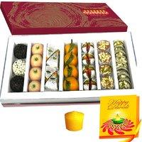 Bikanervala Premium Mix Sweets-Diwali Special