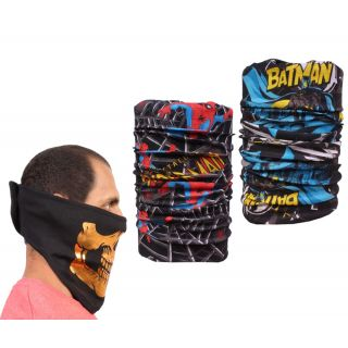 Sushito Anti Pollution Fancy Face Mask  Bandana For Men JSMFHFM0780-JSMFHMA0562-JSMFHMA0647