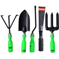 Visko 605 5 Pc Garden Tool Kit With Khurpa