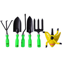Visko 606 6 Pc Garden Tool Kit With Water Sprinkler