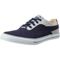 Puma Slyde Idp Men'S Blue Lace-Up Sneakers Shoes