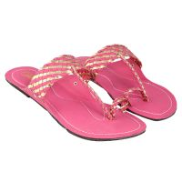 Jade Womens Stylish Pink Flats - 97994706