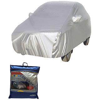 Car Body Cover Chevrolet Optra - Premium Silver