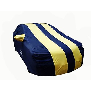 Autostark Carmate Pearl Car Cover For Volkswagen Polo (With Mirror Pockets)