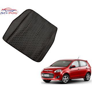 Auto Pearl - Premium Quality Ultra Thin Heavy Duty Car Floor Boot Lamination Black PVC Carpet  - Fiat Palio