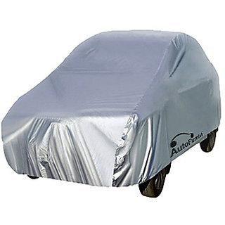 Autofurnish Car Body Cover For Toyota Etios - Silver