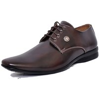 West Code Men's Brown Casual Shoes