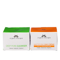 Organic Therapie Cream And Cleanser Pack