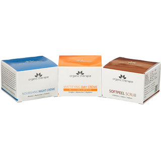Organic Therapie Anti Blemish Combo