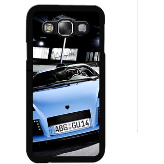 Digital Printed Back Cover For Samsung Galaxy A7 (2015) A700F