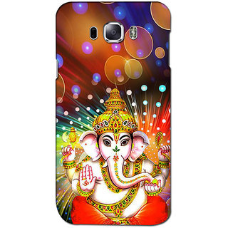instyler PREMIUM DIGITAL PRINTED 3D BACK COVER FOR SAMSUNG GALAXY J5(2016)