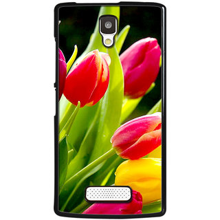 DIGITAL PRINTED BACK COVER FOR LENOVO A2010