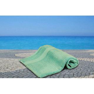 Sea Green Bliss Low Twist Bath Towel Bath Towel