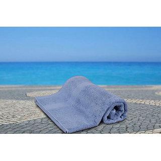 Sky Blue Bliss Low Twist Bath Towel Bath Towel