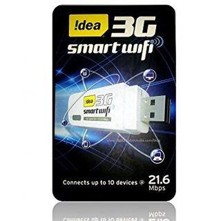 Idea 3G Smart Wifi Dongle Unlocked Huawei E8231s-1