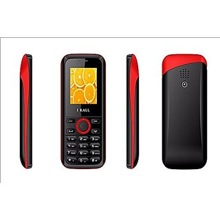 IKall K18 Multimedia Mobile With Manufacturer Warranty