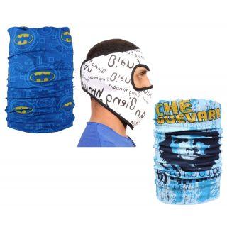 sushito Pollution Free White Face Mask  Freebie Bandana For Men JSMFHFM0761-JSMFHMA0835-JSMFHMA0620