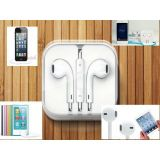 New Apple iPhone 4 4G 5 5G iPad Earphones EarPods & Remote/Mic Handsfree Headphones