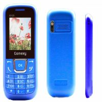 Feature Mobile Phone Gamaxy G-123 Dual Sim GSM+GSM (Blue)
