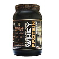 Muscle Effect Ultimate 100  Whey Protein 2 Lb Chocolate