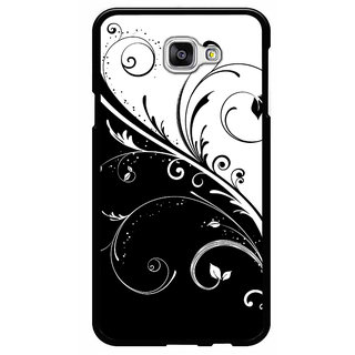 Digital Printed Back Cover For Samsung Galaxy A707
