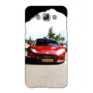Instyler Digital Printed 3D Back Cover For Samsung Galaxy J5