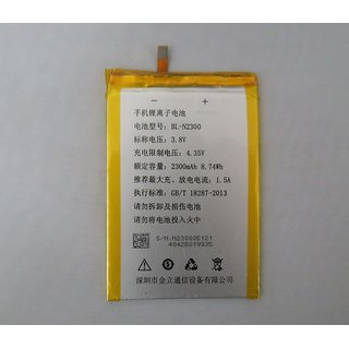 100 Percent Original S5.5 Battery For GIONEE S5.5 BL-N2300 BATTERY With 2300mAh.