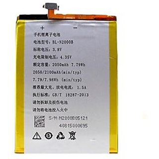 100 Percent Original BL-N2000B Battery for Gionee Elife S5.1 3.8V BL-N2000B With 2050 mAh.
