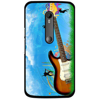 DIGITAL PRINTED BACK COVER FOR MOTO X PLAY MOTOXPLAYDS-11515
