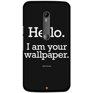 DIGITAL PRINTED BACK COVER FOR MOTO X PLAY MOTOXPLAYDS-11631