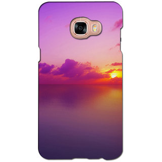 instyler PREMIUM DIGITAL PRINTED 3D BACK COVER FOR SAMSUNG GALAXY C5 3DSGC5DS-10642